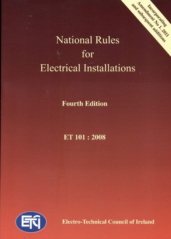 ET 101 National Rules for Electrical Installations Fourth Edition house electrical plan readingrat net,House Wiring Diagram Ireland